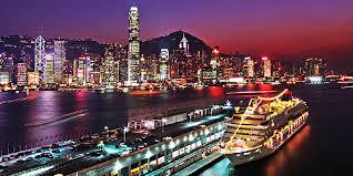hong kong light show cruise harbour cruises hong kong tourism board