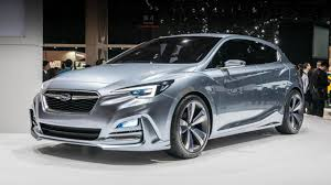 2016 subaru impreza hatchback subaru previews the next generation impreza in tokyo top gear