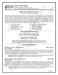 Musicians Resume Template Musician Resume Exles Media Arts Resume Exles Resume