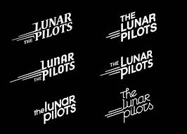 band logo designer the lunar pilots band logo work lotta lamm user