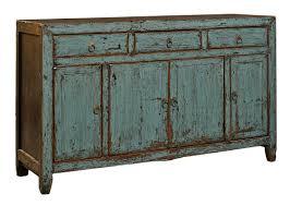 blue rustic sideboards u0026 buffets you u0027ll love wayfair