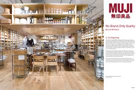 Muji Store Nyc Muji Magazine Layout On Behance