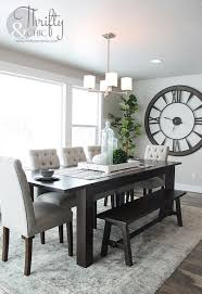 large dining room table dining room decor for dining room table with dining table candle