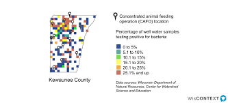 Door County Wisconsin Map by Why Kewaunee County Is A Flashpoint For Cafos And Water Quality