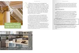Home Remodeling Design March 2014 by Magazine Coverage Sterling Renovations U0026 Design