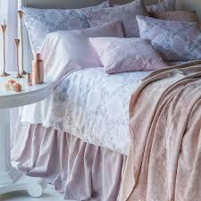 bella notte linens linen dust ruffle luxury designer bedding