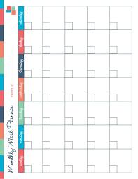 Beast Meal Plan Spreadsheet Best 25 Meal Planning Chart Ideas On Menu Planning