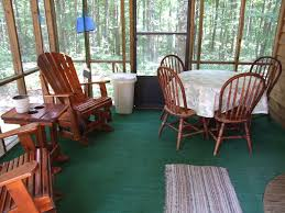 Plateau Table Camping Car by To Lofted Cabin In Woods Cumberland Plateau Vrbo