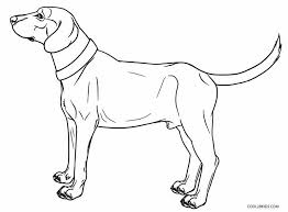 coloring pages of realistic dogs printable coloring pages ideas