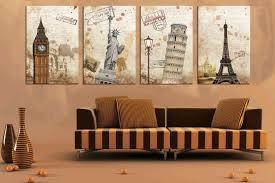 decorative artwork for homes amusing living room wall canvas pictures decor artwork formarkor art