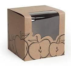 candy apple boxes wholesale candy or caramel apple box white of 100