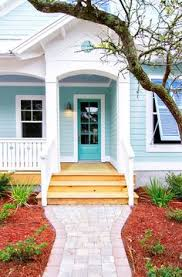 new blue siding and front porch home decor pinterest blue