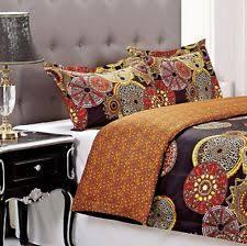 3pc cozy shop red u0026 black plaid full queen duvet set classic