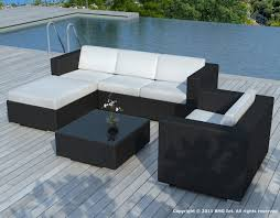 canape de jardin en resine tressee pas cher mobilier de jardin exterieur salon de jardin exterieur pas cher