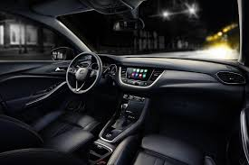 vauxhall vxr8 interior vauxhall grandland x suv review parkers