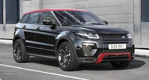 land rover evoque 2017 range rover evoque ember special edition unveiled 2017 my brings