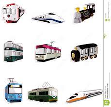 cartoon train icon royalty free stock photos image 18111328
