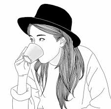 black and white outline pictures collection 61