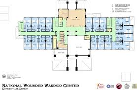 facility national wounded warrior center