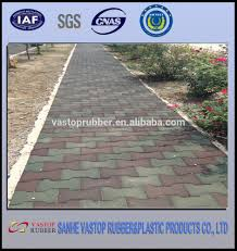 Recycled Tire Patio Tiles by Recycled Plastic Pavers Recycled Plastic Pavers Suppliers And