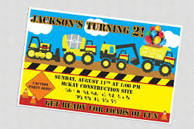 tonka truck birthday invitations pictures to pin on pinterest