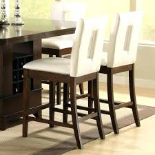 mission style kitchen island bar stools belham living hutton backless counter stool mission