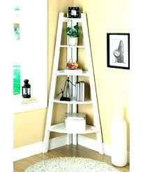 Corner Ladder Bookcase Corner Decorative Shelves Corner Ladder Bookcase Shelves Ladder