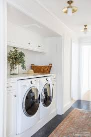 Decor For Laundry Room by Best 25 Laundry Nook Ideas Only On Pinterest Small Laundry Area