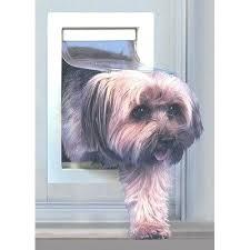 Vinyl Pet Patio Door Lovely Ideal Pet Patio Door Or 4 Fast Fit Patio Pet Door 68 Ideal