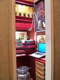Creative Home Office Ideas Ultimate Home Ideas - Closet home office design ideas