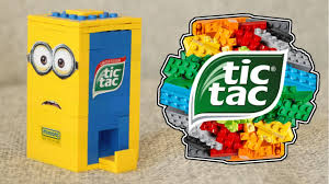 candy legos where to buy lego minions tic tac candy machine