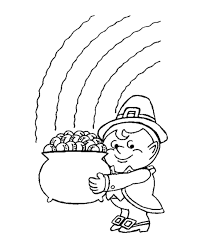 st patrick u0027s coloring pages childrens printable free