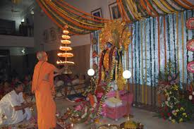 Mandir Decoration At Home Temple Ramakrishna Mission Delhi