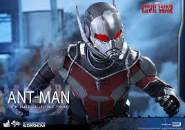 civil war ant man sideshow collectibles action figure review