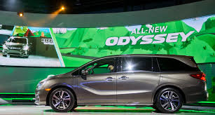 honda cbd detroit honda goes higher tech with odyssey try the intercom