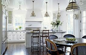 french industrial pendant lighting bistro kitchen decor how to design a bistro kitchen