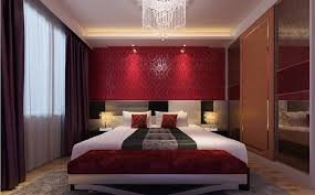 Red Curtains In Bedroom - red bedroom trends and curtains for picture hamipara com