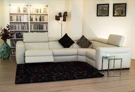 White Recliner Sofa Family Room With White Recliner Sofa And Floor L Comfortable