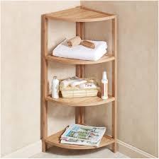bathroom charming corner shelf unit plans bathroom shelving