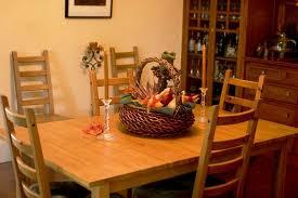 kitchen table centerpiece u2014 indoor outdoor homes some kitchen