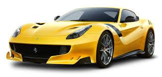 ferrari yellow car ferrari png images pngpix