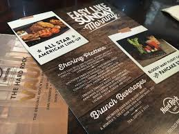 all american brunch at hard rock cafe london lucy loves to eat