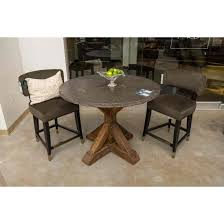 Stone Top Dining Room Table Home Aura Dining Table With Stone Top