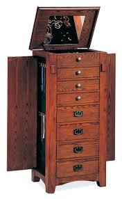 western jewelry armoire ideas collection rustic pine jewelry armoire abolishmcrm unique