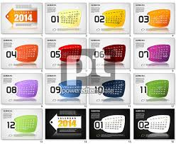 calendar 2014 for powerpoint presentations download now 01492