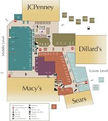 westfield mall map mall directory south county center