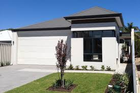 homes for narrow lots narrow lot single storey homes perth cottage home designs