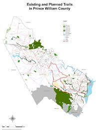 Fairfax County Map Maps Prince William Conservation Alliance