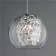 Pendant Lights Glass Elegant Crystal Chandelier Pendant Lights Claxy Ecopower Lighting