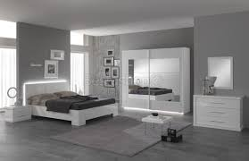 chambre a coucher blanc laqu chambre design adulte avec eclairage chambre design chaios com sur